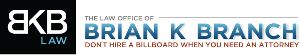 The Law Office of Brian K. Branch Retina Logo