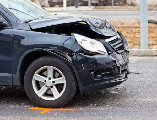What Should You Do Immediately Following a Car Accident?