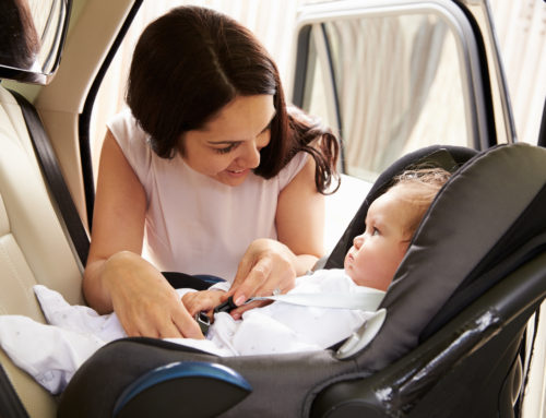 3 Factors to Consider When Choosing a Child Car Seat