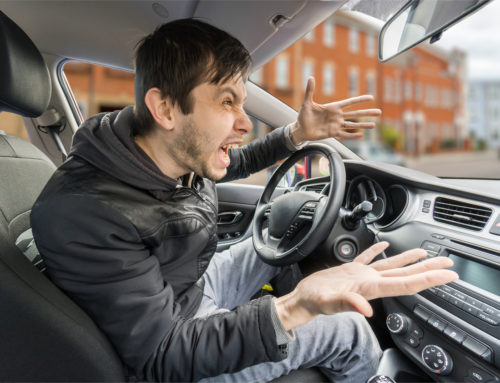 Aggression drives outrageous road rage statistics