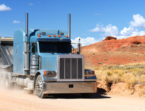 Semi-trucks present a hazard for New Mexico drivers