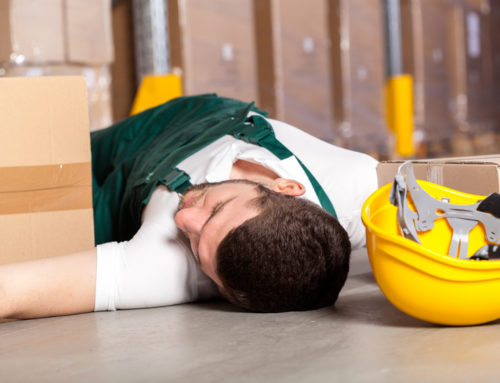 What Should I Do if I Sustained a Back Injury at Work?